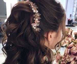 fashion, hairstyle, and pony image