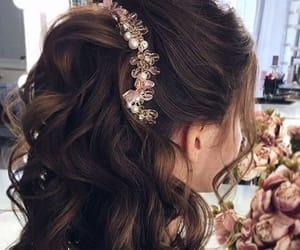 fashion, hair, and pony image