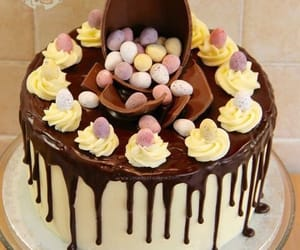 cake, delicious, and easter image