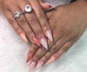 luxury, nail art, and nudes image