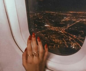 travel, nails, and city image