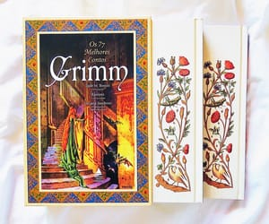 book, classic, and grimm image