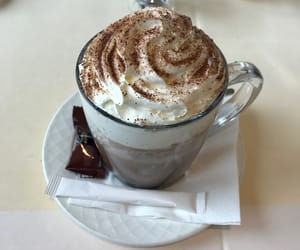 coffee, hot ​chocolate, and drink image