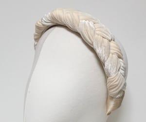 etsy, braid headband, and woman headband image