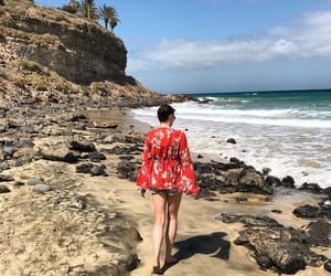 fashion, fuerteventura, and summer image