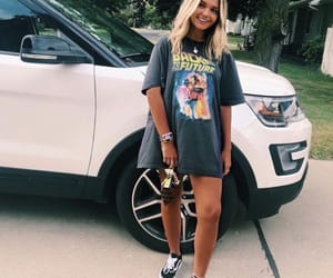 outfit, style, and car image