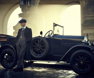 tv show, netflix, and peaky blinders image