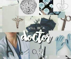doctor, study, and med school image
