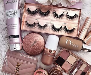 glam, glow, and lashes image