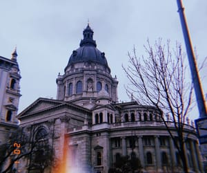 budapest, cathedral, and hungary image