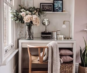 beauty, decor, and fashion image
