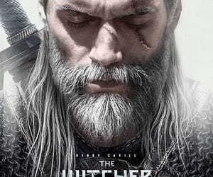 Henry Cavill, the witcher, and netflix image