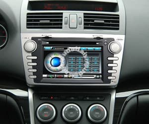 dvd, gps, and blutooth image