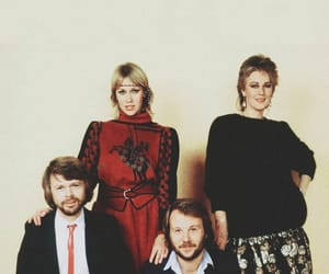 80's, bjorn, and Abba image