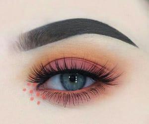makeup, girls, and beauty image