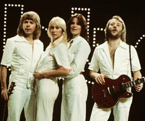 70's, Abba, and disco image