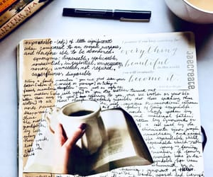 journaling, notebooks, and quotes image