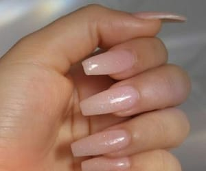 long and nails image