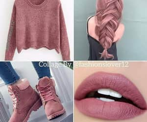 braids, hair, and sweaters image