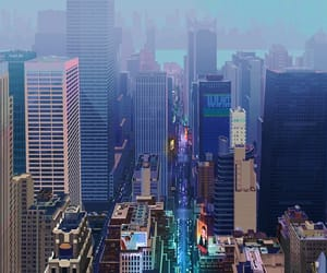 art, Marvel, and into the spider-verse image