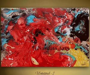 Abstract Painting, painting, and modernart image