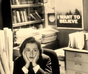 dana scally and the x files image