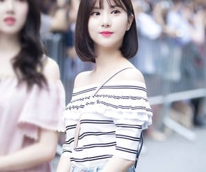 kpop girls, eunha, and gfriend image