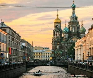 pretty, st. petersburg, and traveling image