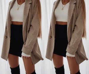 blazer, style, and work attire image