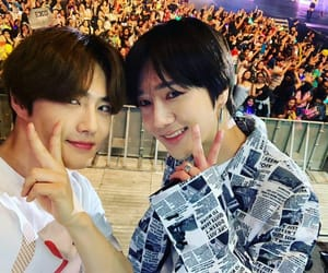 exo, yesung, and suho image