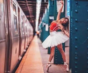 aesthetic, ballet, and girl image