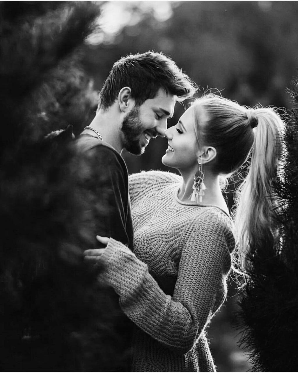 black white, smile, and happy image
