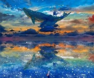 boy, fantasy, and dreamscape image
