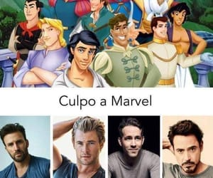 disney, Marvel, and amor image