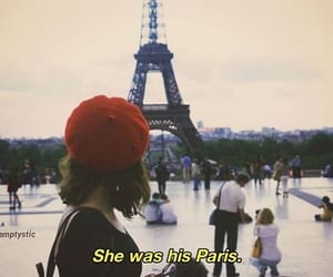 paris, girl, and photography image
