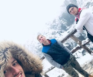 handball, nature, and winter image