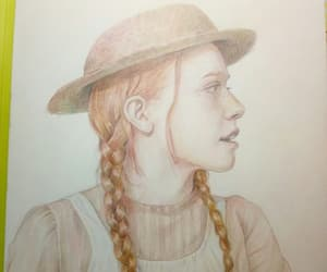 anne, anne shirley, and green image