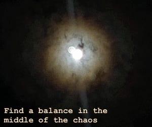 chaos, moon, and zero image