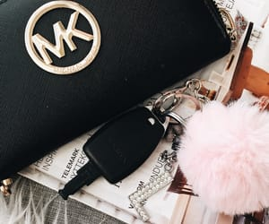classy, keys, and pink image
