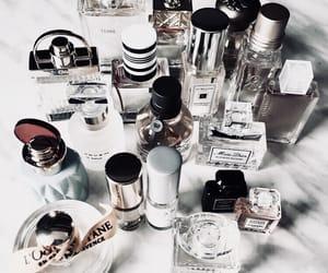 perfume, beauty, and nails image