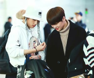 Chan, jeongin, and i.n image