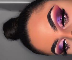 eyeshadow, beauty, and makeup image