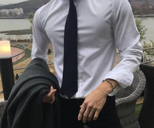 boy, suit, and sexy image