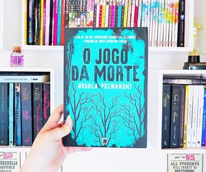 book, jogo, and livros image