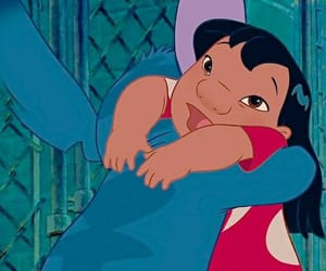 disney, lilo and stitch, and lilo and stich image