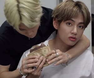 bts, vmin, and tae image