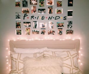 friends, bedroom, and room image