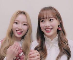 kpop, chaewon, and loona image