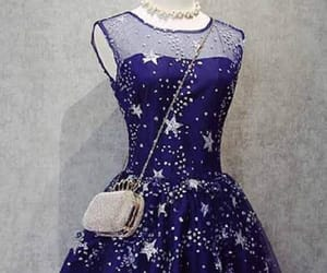 cute homecoming dresses, blue homecoming dresses, and prom dresses a-line image