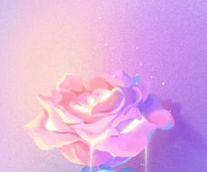 rose and wallpaper image